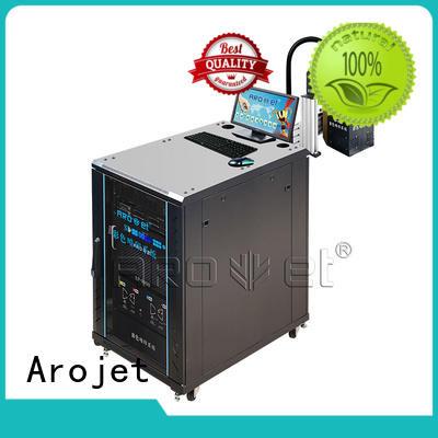 Arojet digital inkjet coding machine system for film