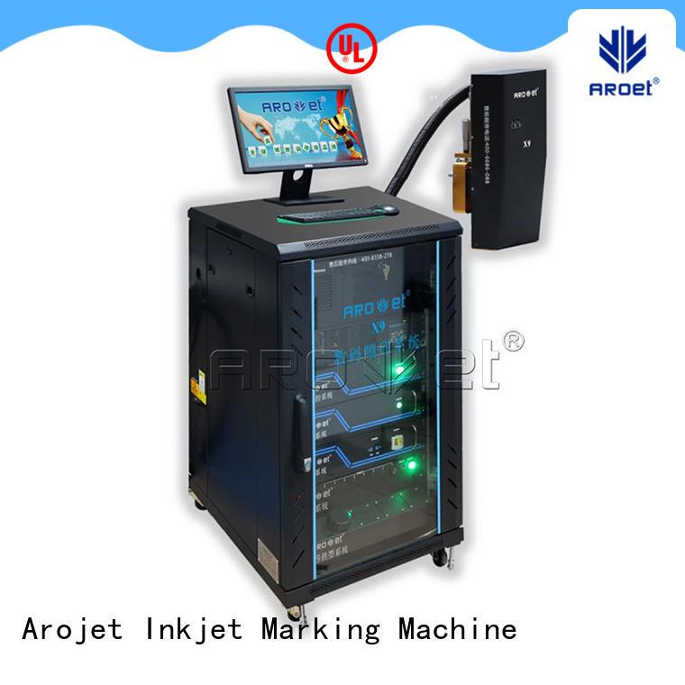 Arojet arojet inkjet printing machine date for film
