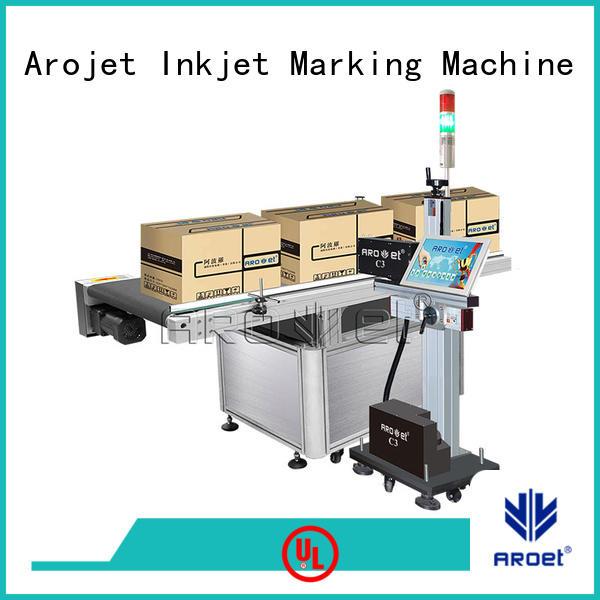 – inkjet marking equipment customized for package Arojet