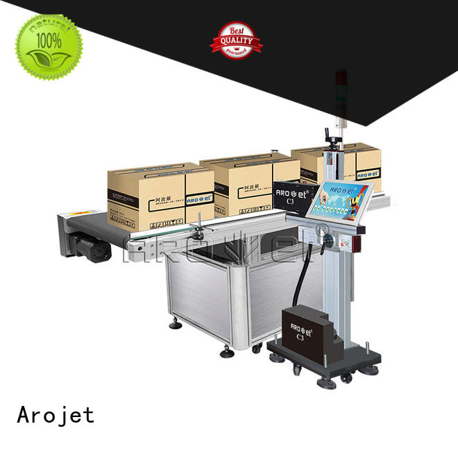 Arojet arojet inkjet coding and marking with good price for film