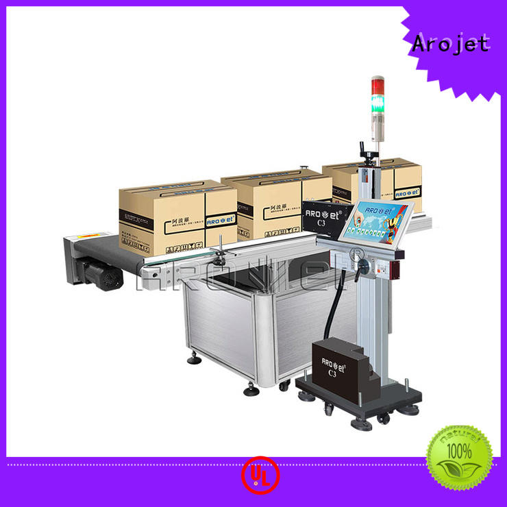 Arojet machine uv inkjet printer supplier bulk production