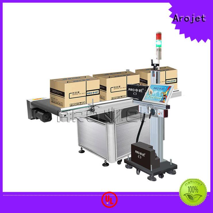 Arojet machine uv inkjet printer supplier bulk production