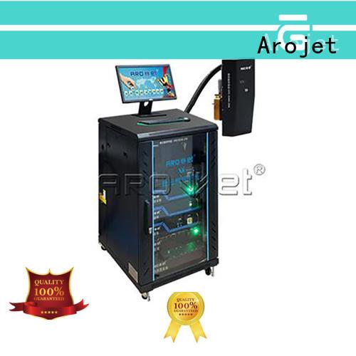 Arojet industrial industrial inkjet printing uv for package