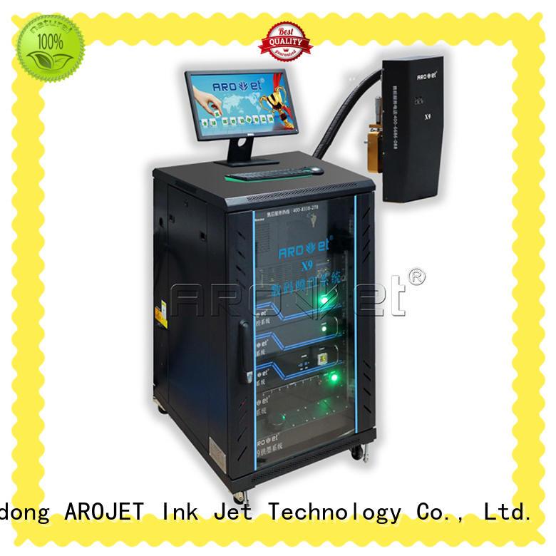 wideformat industrial inkjet printer c3 for package Arojet