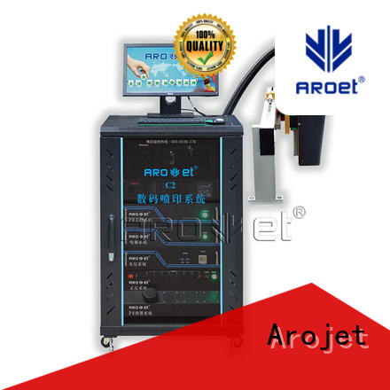 Arojet energy-saving coding printer factory for business