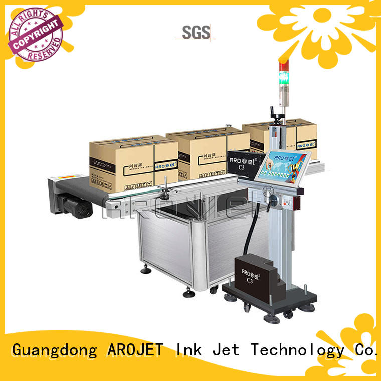Arojet best value expiry date printing machine custom made for package