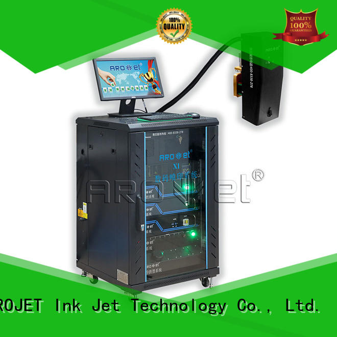 arojet inkjet coding machine machine directly sale for business
