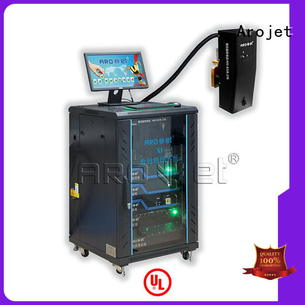 Arojet system inkjet printing machine factory direct supply for promotion