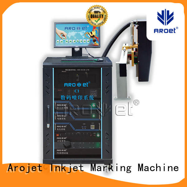 – industrial inkjet printer directly sale for package Arojet
