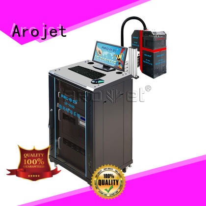 Arojet digital industrial inkjet marking ultrahigh for paper