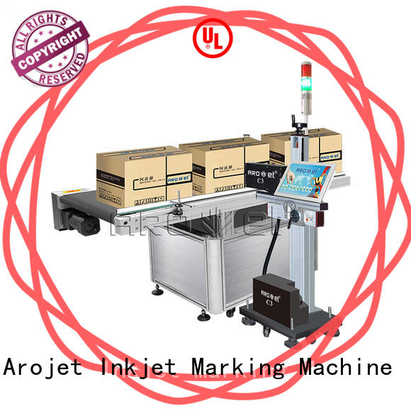 Arojet em313w uv ink jet printer factory direct supply for film