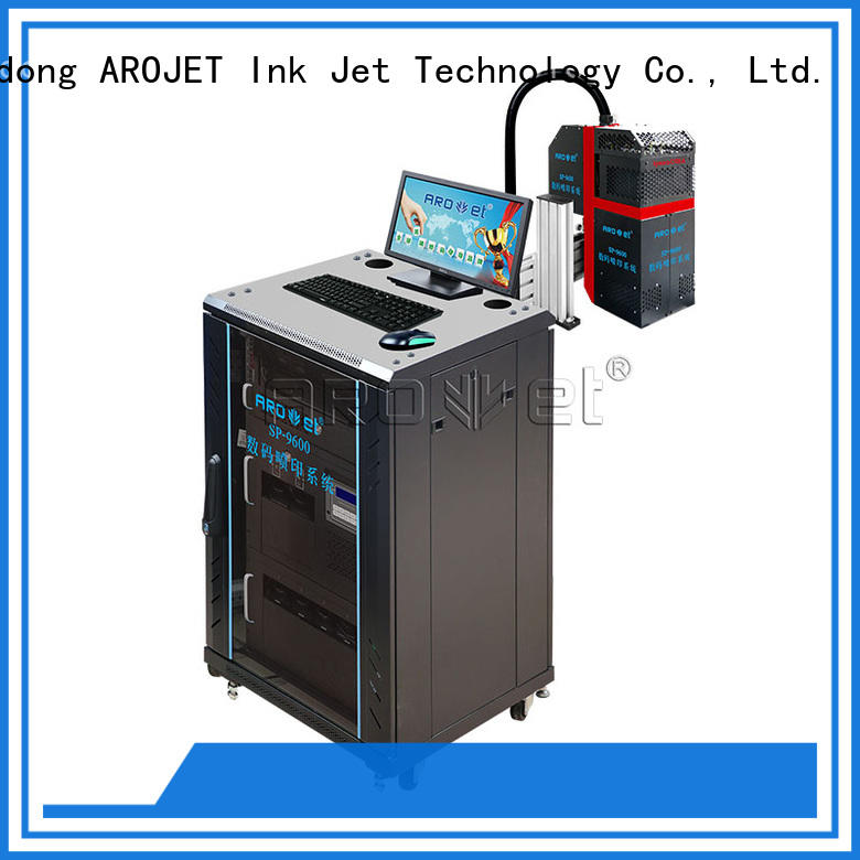 Arojet highspeed coding printer directly sale for film