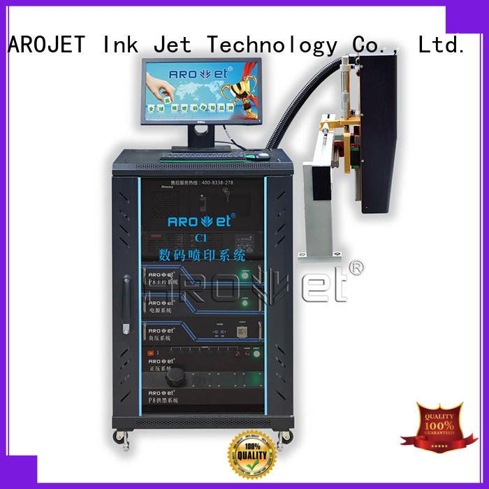 x6 high speed industrial inkjet printer series for label Arojet
