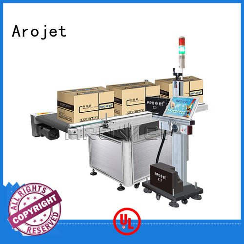 Arojet variable inkjet coding machine factory direct supply for film