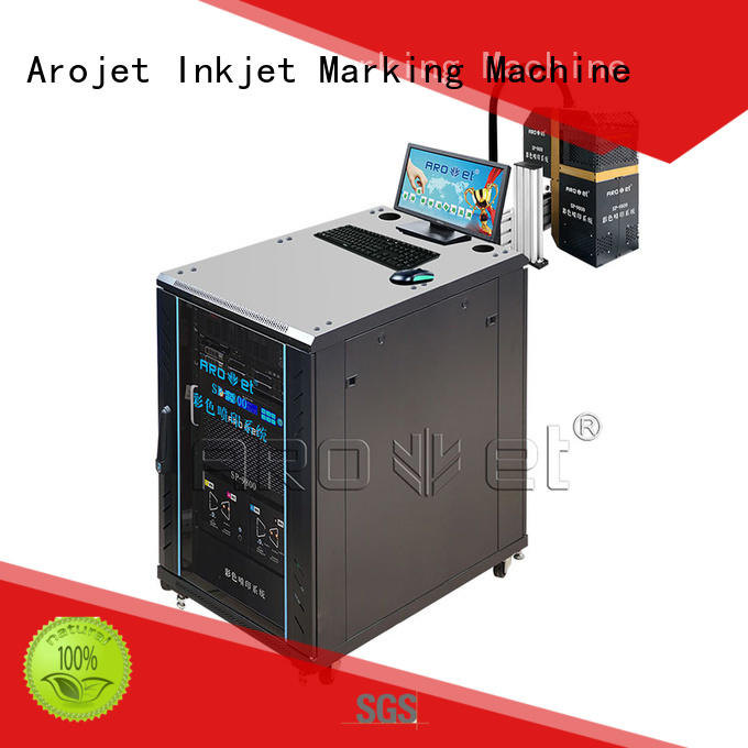 Arojet variable inkjet coding machine from China for packaging