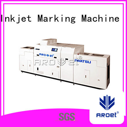 Arojet – inkjet marking series for film