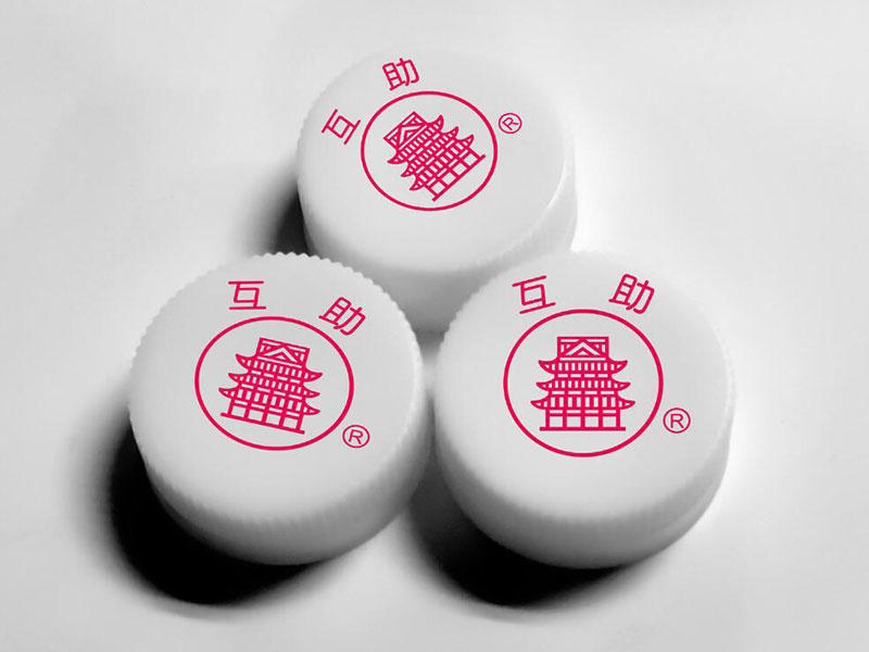 X6 High-speed inkjet printer applied to double-side printing on betel nut packaging