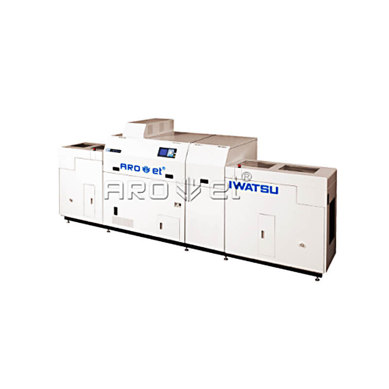 EM-313W color UV digital inkjet printing system