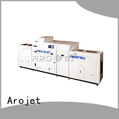 Arojet durable inkjet printer for packaging supply for packaging