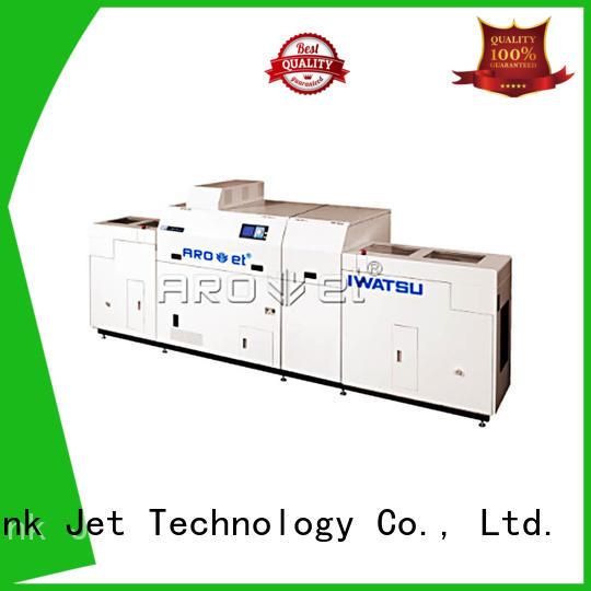 Arojet digital manufacturer for label