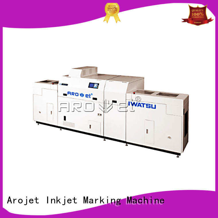 Arojet ultrahigh inkjet marking company bulk production