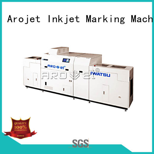 Arojet best price inkjet label printer company bulk buy