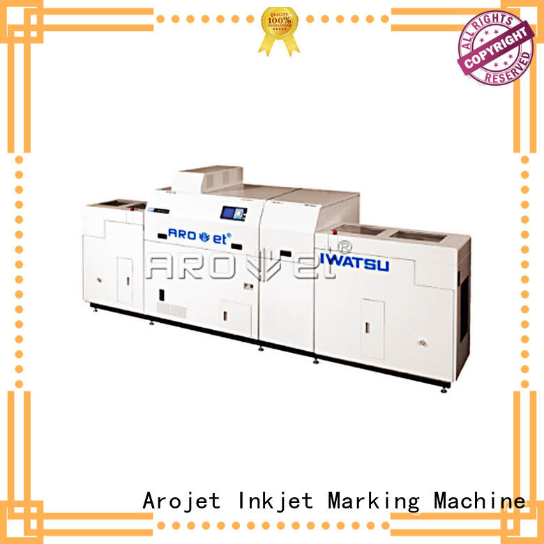 cheap industrial inkjet printing machine middlespeed supplier for packaging