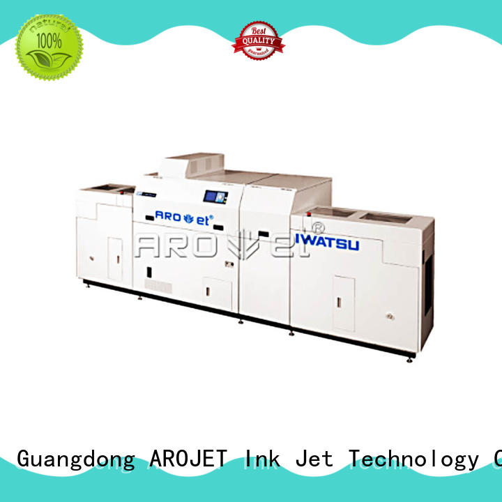 Arojet arojet industrial inkjet marking costeffective for label