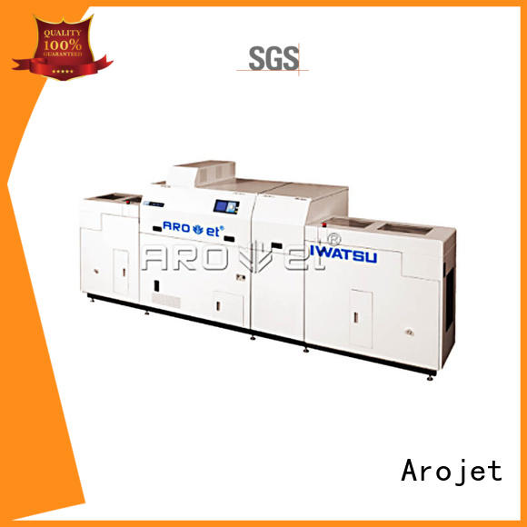 Arojet practical label inkjet printer from China for business