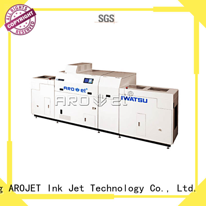 Arojet industrial coding printer wholesale for paper