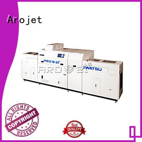 Arojet ultrahigh inkjet printer industrial marking system for package
