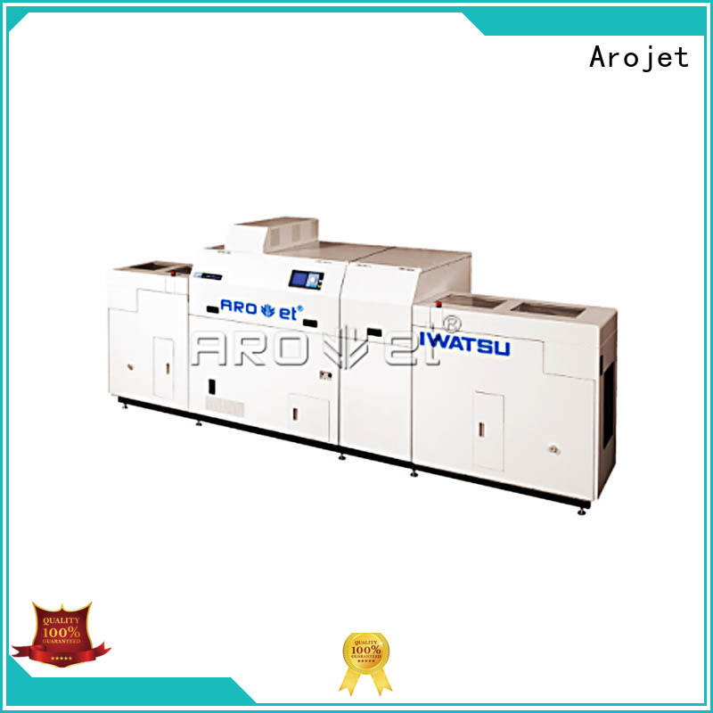 Arojet arojet large format inkjet printer company for packaging