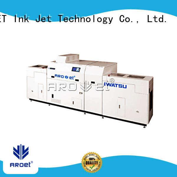 x6 inkjet marking series for label Arojet