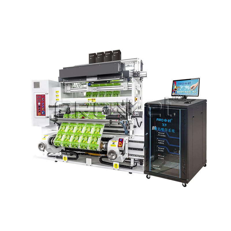 Can we arrange the variable data inkjet printer shipment by ourselves or by our agent?