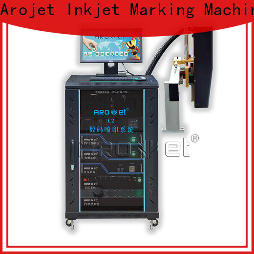 Arojet best value inkjet coding machine suppliers for packaging