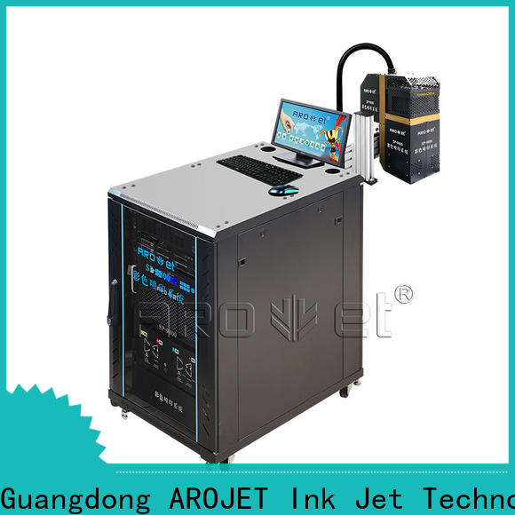 Arojet x9 industrial inkjet marking systems factory direct supply for sale