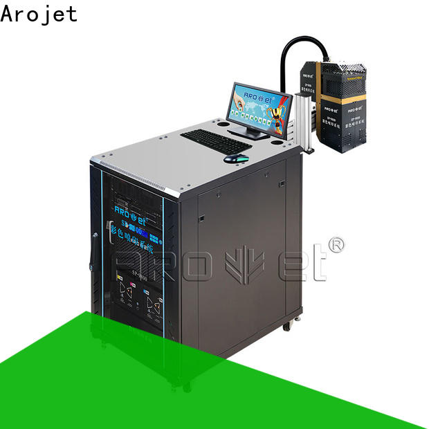 Arojet x1 inkjet coding and marking machine directly sale for film