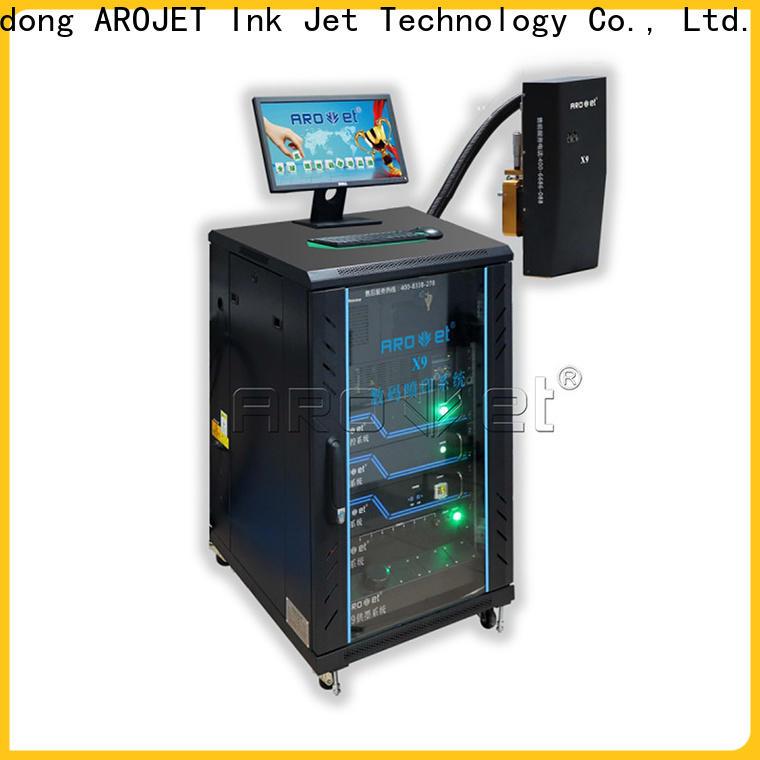 Arojet latest color inkjet printer manufacturer for film