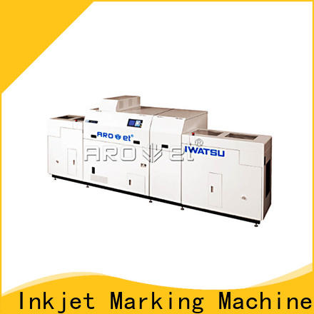 Arojet c2 digital inkjet printing inquire now for packaging