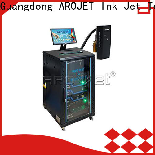Arojet professional inkjet coding machines inquire now for label