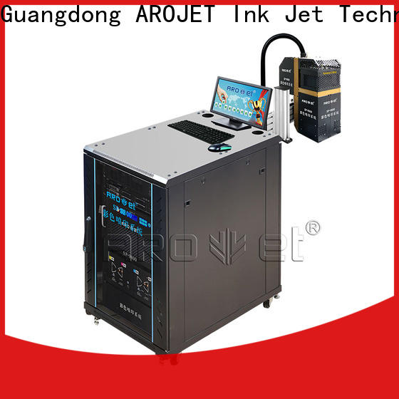 Arojet machine industrial inkjet printer factory for label