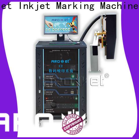 Arojet ultrahigh cost effective inkjet printer manufacturer bulk production