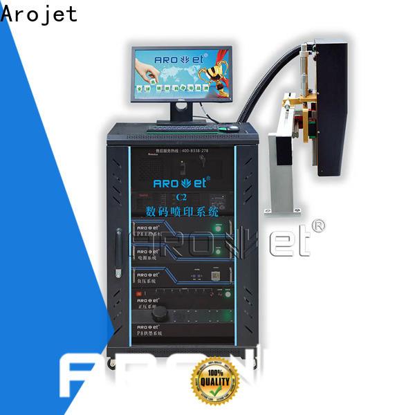Arojet new carton inkjet printer machine directly sale for sale