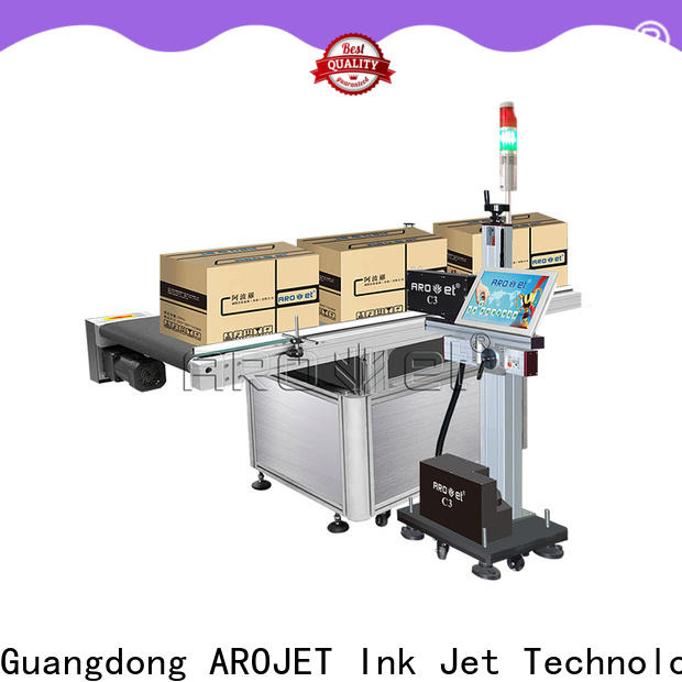 Arojet top industrial inkjet applications suppliers for label