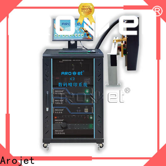 Arojet high quality inkjet coding company for paper