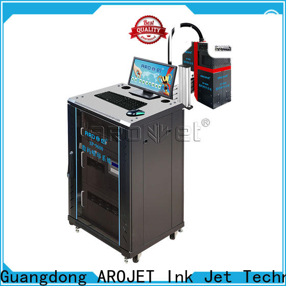 Arojet ultrahigh inkjet id card printer company bulk production