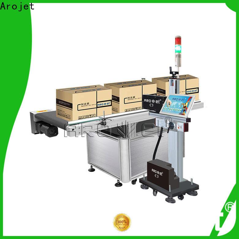 Arojet custom inkjet printers sale wholesale for sale