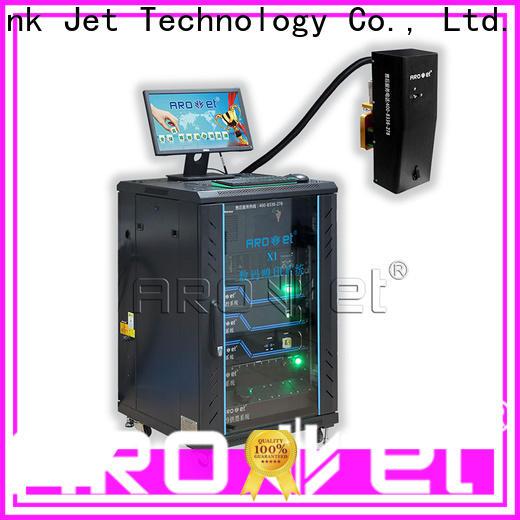 Arojet hot selling inkjet printer expiry date factory for sale