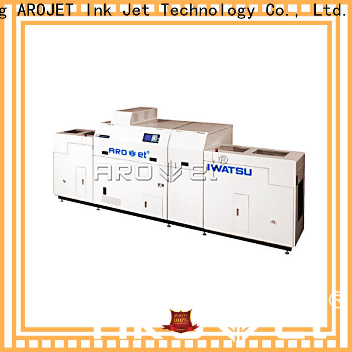 Arojet professional date printer for packaging machine best manufacturer bulk buy