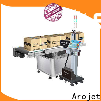 Arojet inkjet wide format printer suppliers for carton